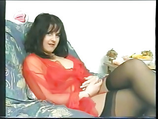 British European Lingerie MILF Stockings