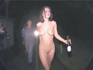 Amateur Drunk Nudist Public Teen