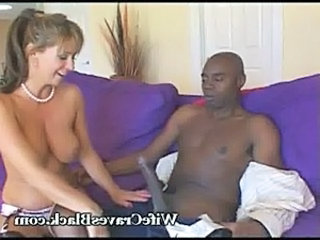 Big cock Big Tits Cuckold Interracial MILF Wife