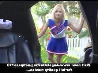 Car Cheerleader Teen