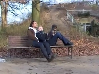 Girlfriend Outdoor Public