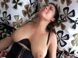 Chubby Corset Natural SaggyTits Teen