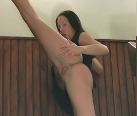 Incroyable Cul Flexible Chatte Ados