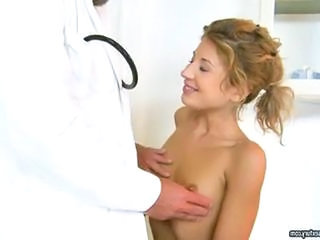 Doctor Skinny Small Tits Teen
