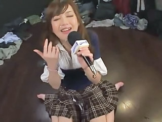 Asian Facial Japanese Skirt Teen