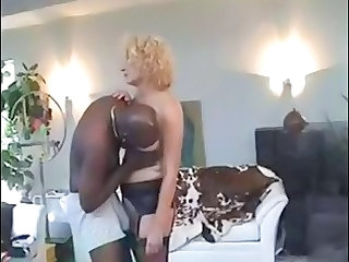 Interracial Mature Mom Older