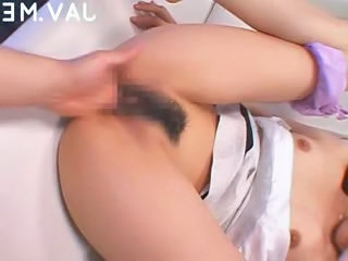 Asian Fisting Hairy Japanese Teen