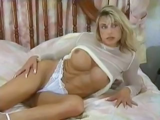 Big Tits Bus MILF Muscled Panty