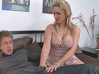 Big Tits Handjob Old and Young