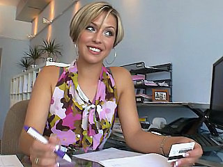 Bus European Italian Office Secretary Teen