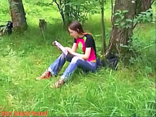 Outdoor Student Teen