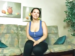 Big Tits European German MILF
