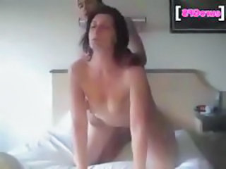 Amateur Brunette Doggystyle Homemade Wife