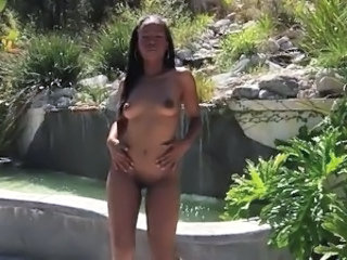 Ebony Pool Teen