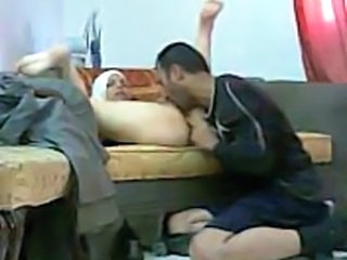 Amateur Licking Turkish Wife