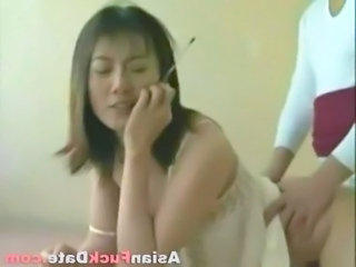 Asian Chinese Doggystyle Wife