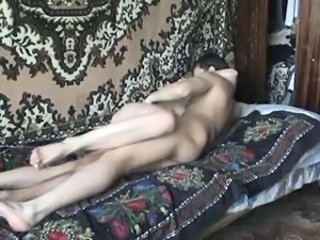 Homemade MILF Russian
