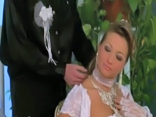 Bride MILF Uniform Vintage