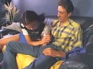 Cute Daddy Handjob Old and Young