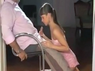 Blowjob Clothed Smoking Teen