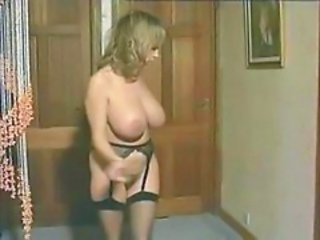 Big Tits Chubby Dancing MILF Natural Solo Stripper Vintage