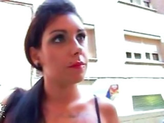 MILF Outdoor Pov Public Spanish