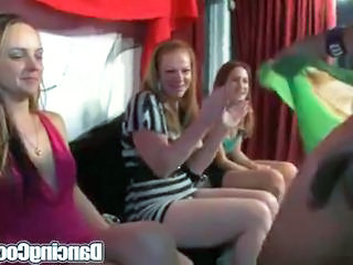 Big cock CFNM Dancing Teen