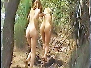 Nudist Outdoor Teen
