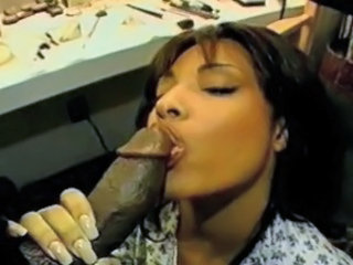 Big cock Blowjob Interracial MILF Vintage