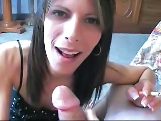 Amateur Handjob MILF Pov Smoking