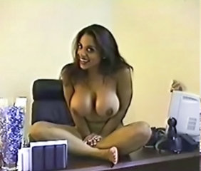 Babe Big Tits Cute Indian Office Pornstar