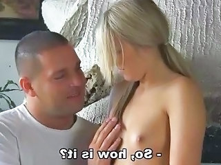 Pigtail Skinny Small Tits Teen