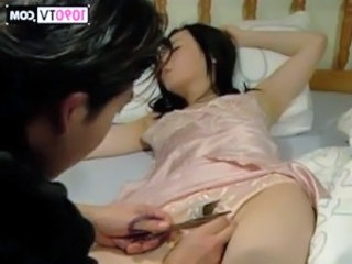 Asian Korean Sister Sleeping Teen