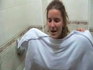 Amateur Bathroom Teen