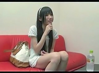 Asian Japanese Long hair Teen
