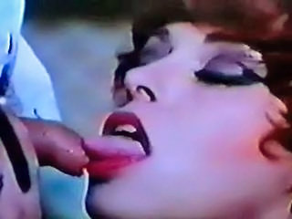 Blowjob European French MILF Small cock Vintage