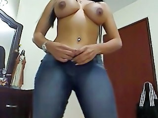 Autobus Jeans Latine Naturali Webcam