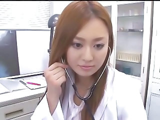 Cute Doctor MILF Uniform