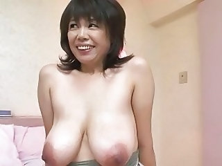 Asian Big Tits Japanese Mature SaggyTits