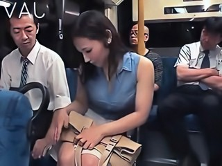 Asian Bus Japanese Voyeur