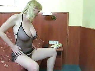 Lingerie MILF Mom