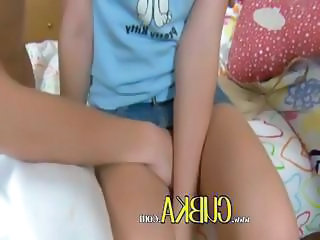 Amateur Russian Teen
