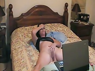 Masturbation MILF Webcam