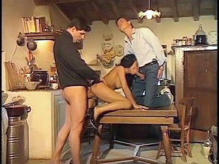 Blowjob European French Hardcore Pornstar Threesome Vintage