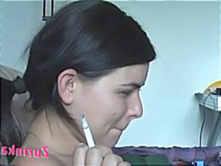 Amateur Smoking Teen