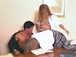 Blowjob Sister Student Teen Threesome Twins Uniform