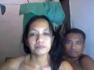 Asian Mature Mom Old and Young Webcam