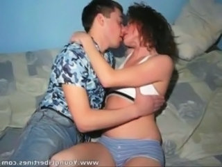 Kissing Teen Young