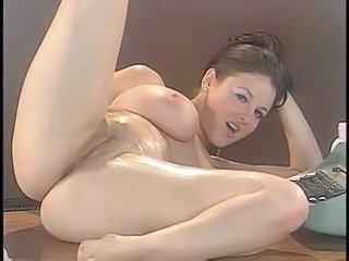 Big Tits MILF Office Pornstar Vintage