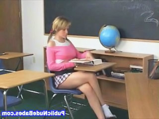 Pigtail School Skirt Student
